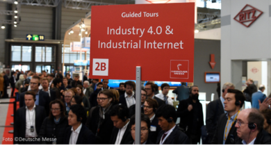 Hannover Messe 2018: Kostenlose E-Tickets