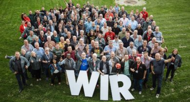 Neuausrichtung der Vertrauensleute-Arbeit im Bezirk NRW