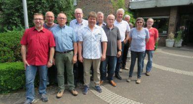 Wochenendklausur des Ortshandwerksausschusses der IG-Metall Bocholt vom 08.06 – 09.06.2018