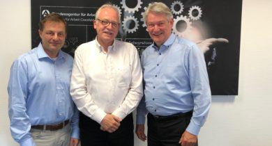 Neue Berufung in den Verwaltungsausschuss der Agentur für Arbeit Coesfeld