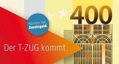 FAQ T-ZUG: Tarifliches Zusatzgeld oder acht freie Tage